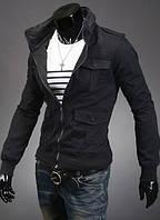 Мужская  Куртка демисезонная каттоновая