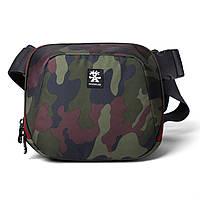 Надежная сумка для зеркалки CRUMPLER Quick Escape 600 (camouflage), QE600-005