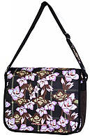 Модная молодежная сумка Daniel Ray полиэстер 43,500501 коричневая