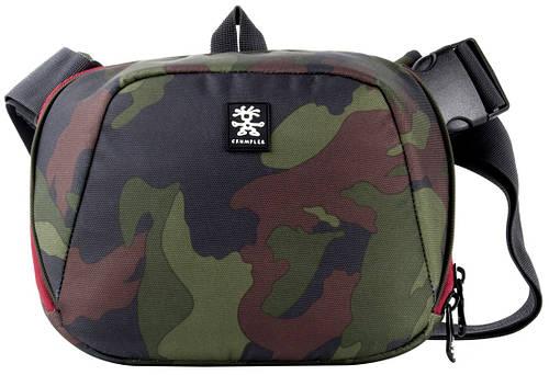 Сумка для зеркалки и планшета (ноутбука) CRUMPLER Quick Escape 650 (camouflage), QE650-005