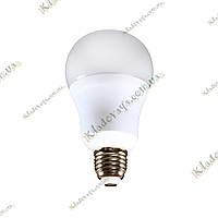 Светодиодная лампа LUXEL - A65 15W E27 4100K