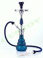 Кальян Aladin - Lagos Blue. 49 см