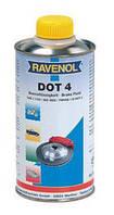 Тормозная жидкость Ravenol DOT-4 0,5л