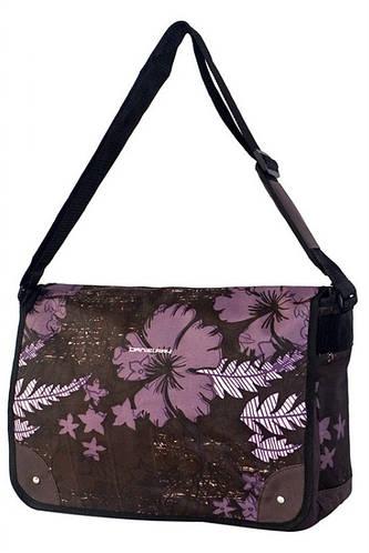 Потрясающая молодежная сумка Daniel Ray полиэстер 43,553781 коричневая