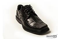 Мужские кожаные туфли больших размеров 39-47