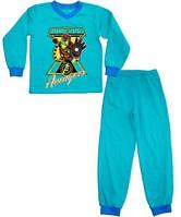 """Пижама подростковая для мальчика """"IronMan"""" код 29-3-2010"""