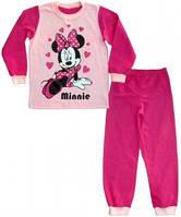 """Пижама подростковая для девочки """"Минни""""  код 32-3-2029"""