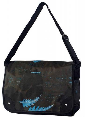 Современная молодежная сумка Daniel Ray полиэстер 43,553799 черная