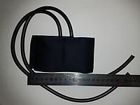 Манжета детского размера для механических тонометров 20-29 см. 2 трубки