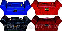 Кейс фигурный для украшений, раскладной, цвета в ассортименте