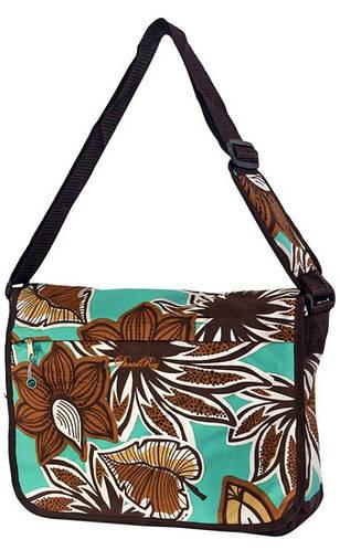 Восхитительная молодежная сумка Daniel Ray полиэстер 43,554181 коричневая