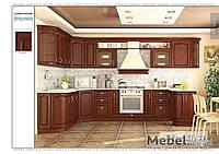 Кухня Жасмин 2м  Мебель-Сервис
