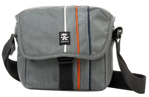 Эргономичная сумка для зеркального фотоаппарата Crumpler Jackpack 1500 (dk. mouse grey/off white), JP1500-004