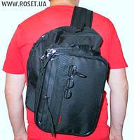 Рюкзак-слинг для ходовой рыбалки РыбZak 1.0