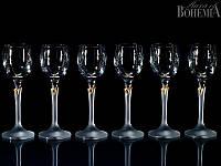 Набор рюмок Bohemia Brigitta 60 мл 6 шт (40303-200055-60)