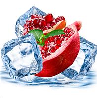 Картина для рисования камнями гранат лед Diamond painting Алмазная вышивка стразами