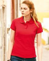Женская футболка Поло 212-40