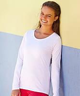 Женская футболка с длинным рукавом 404-30