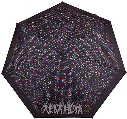 Оригинальный женский зонт компактный автомат NEX (НЕКС), Z34921-11 Антиветер!