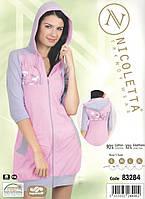 Домашний халат женский  Nicoletta 83284