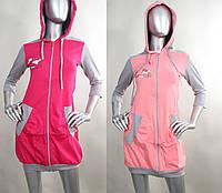 Женский домашний трикотажный халат Nicoletta 83284