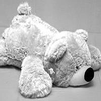 Плюшевая игрушка мишка - лежачий Умка, размер - 65 см. Популярная игрушка. Красивая игрушка. Код: КЕ444-2