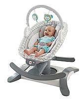 Кресло-качалка 4в1 Aqua Stone Fisher Price CBT81