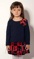 Детское платье туника для девочки р.98-116