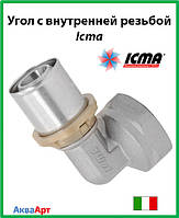 Планка настенная Icma 16*1/2  Арт. 412