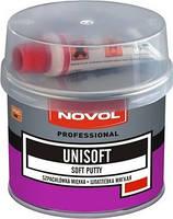 Автомобильная шпатлевка NOVOL юнисофт 1,0 кг.