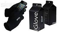 Мягкие и теплые перчатки  сенсорные для iphone 6 6 s 5S