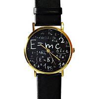 Оригинальные наручные часы с математическими символами