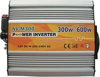 Інвертор NV-M 300Вт/12В-220В
