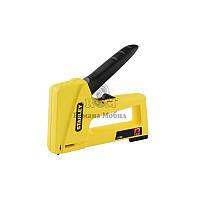 Степлер 4-14мм Light Duty TR55 скоба тип  A  (в комплекті 500 скоб 10мм) Stanley STHT6-70409