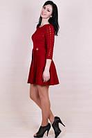 Сукня-туніка Сонечко червона