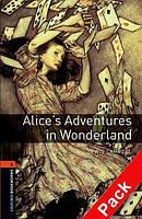 Книга для чтения Oxford Bookworms Library 2 Alice's Adventures in Wonderland + CD