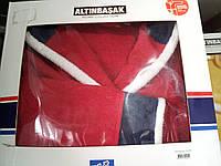 Набор халат + полотенце Altinbasak Pacific