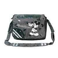 Школьная сумка OLLI Mickey Mouse, серая монохром (OL-6011) (519074)