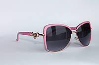 Элегантные очки в розовой оправе, фото 1