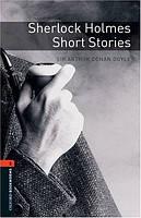 Книга для чтения Oxford Bookworms Library 2 Sherlock Holmes Short Stories