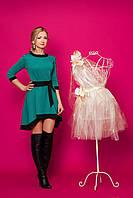 Ультра модное женское платье с 3/4 рукавом