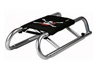 """Санки """"AlpenAlu Foldable Sled"""" Skull до 50 кг арт. 995214"""