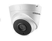Купольная Turbo HD камера Hikvision DS-2CE56D0T-IT3, 2 Мп