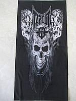 Бандана, бафф, buff, бесшовный шарф, повязка (#162)