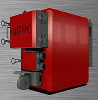 Котел твердотопливный жаротрубный НЕУС-Т 100кВт