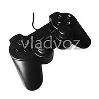 Игровой джойстик, геймпад USB #600 для ПК чёрный