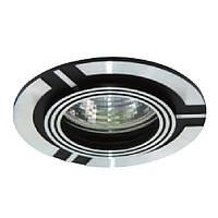 Светильник точечный FERON   DL238  аллюминий, черный