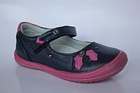 Детские летние туфли для девочки размеры 25-30