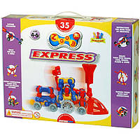 Конструктор Zoob Junior Express 13035