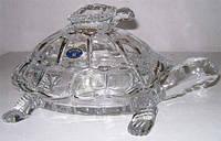"Сервировочная ваза ""Черепаха"" (27 см) BOHEMIA 6281"
